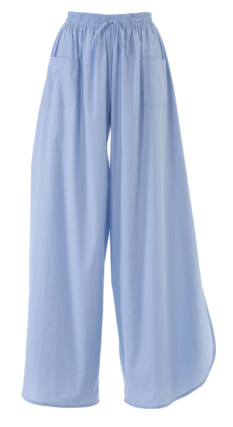 Drawstring Palazzo Pants 4040 40 Sewing Patterns BurdaStyle Amazing Palazzo Pants Pattern