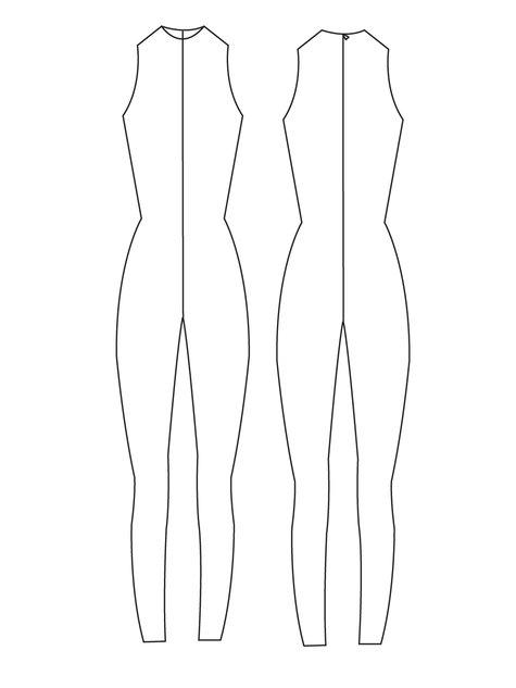 Bodysuit Sloper
