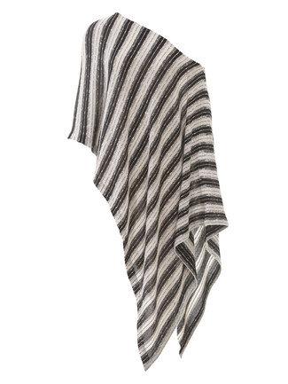 Asymmetrical Poncho 05/2015 #126B – Sewing Patterns | BurdaStyle.com