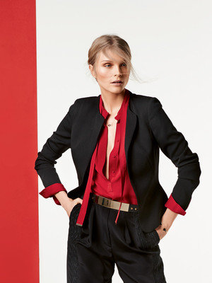 Peplum Jacket 05/2015 #122 – Sewing Patterns | BurdaStyle.com