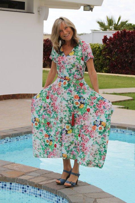 Short Maxi Dresses 2015