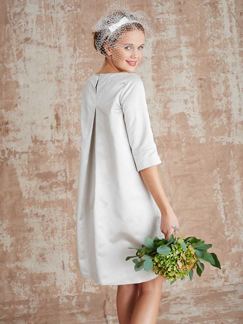 Short A-Line Dress 03/2016 #106 – Sewing Patterns | BurdaStyle.com