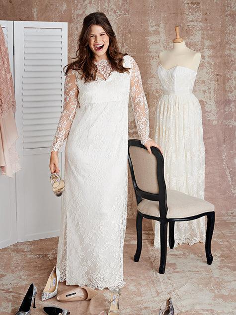 Lace Maxi Dress Plus Size 032016 138a Sewing Patterns