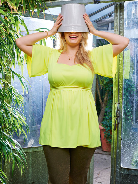 Empire Waist Tunic (Plus Size) 05/2016 #125A – Sewing ...