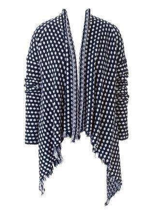 Shawl Collar Cardigan (Plus Size) 05/2016 #130 – Sewing Patterns ...