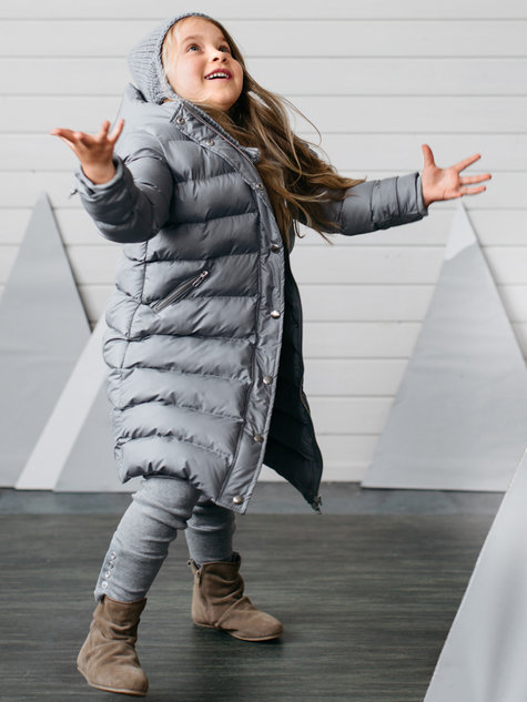 Kid\'s Puffer Coat 10/2016 #140 – Sewing Patterns | BurdaStyle.com