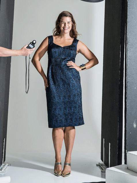 Sweetheart Sheath Dress Plus Size 122016 127 Sewing Patterns