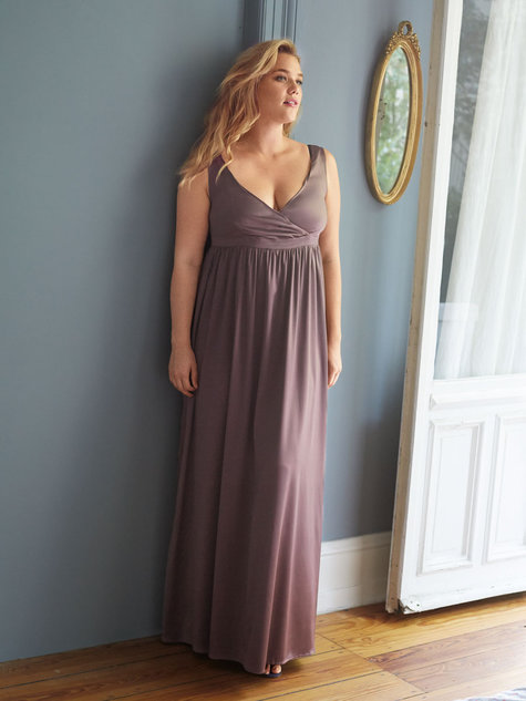 Nightgown Plus Size 012017 121b Sewing Patterns Burdastyle