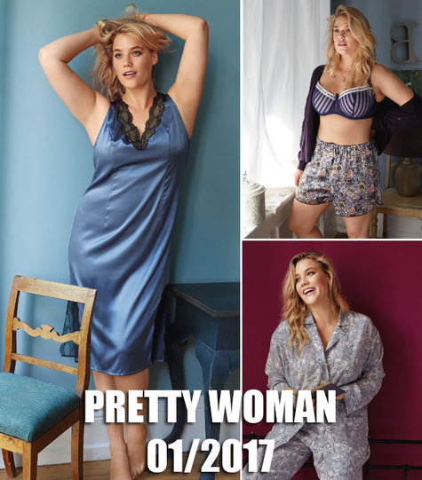 5b7ea2fda35 Pretty Woman  6 Plus Size Women s Lingerie Patterns – Sewing ...