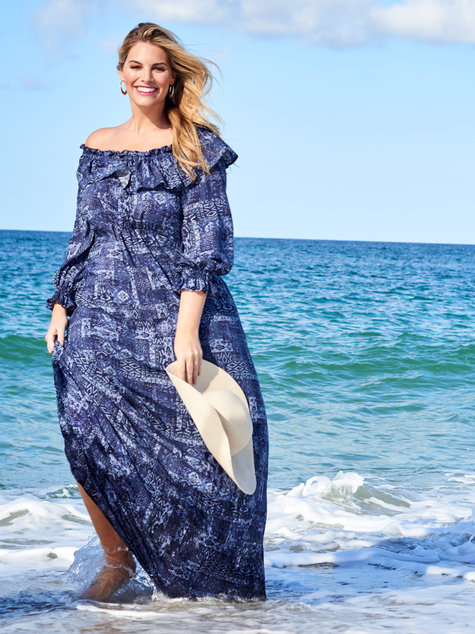 Off The Shoulder Dress Plus Size 022017 119c Sewing Patterns