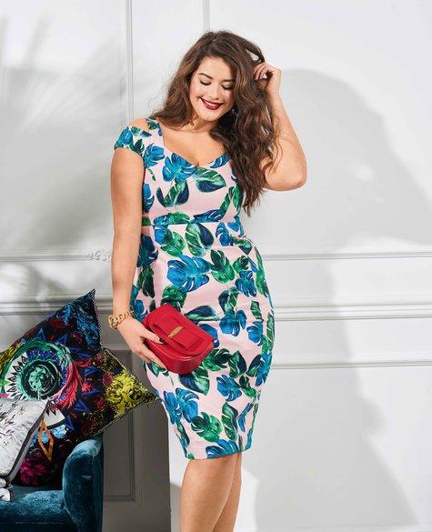 Sheath Dress Plus Size 042017 123b Sewing Patterns