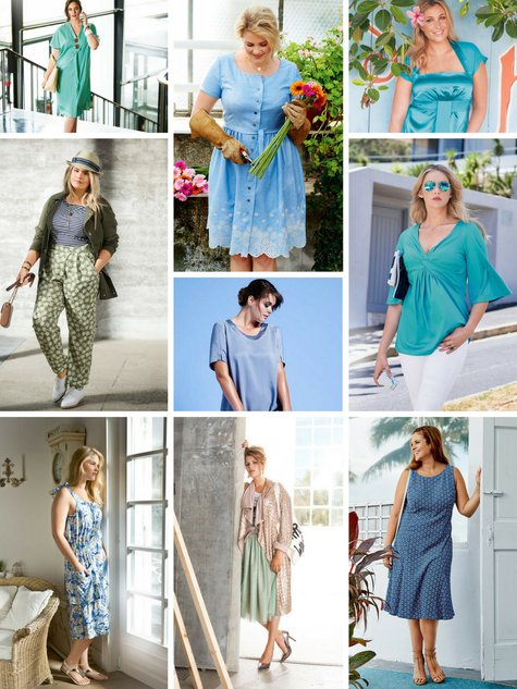 Plus Size Spring Bundle #2018 – Sewing Patterns | BurdaStyle.com