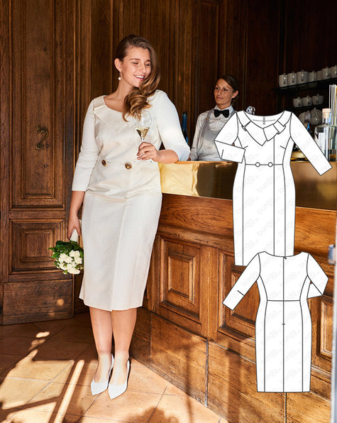 Say Yes to the Dress: 6 Plus Size Styles – Sewing Patterns ...