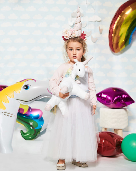Children's Unicorn Costume 01/2018 #135 – Sewing Patterns ...