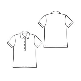 Short Sleeve Polo Shirt 04/2010 #113A