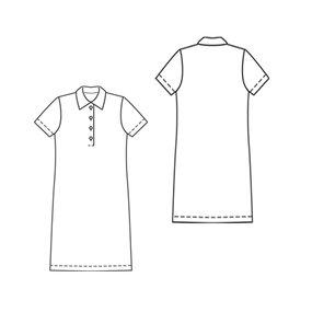 Womens T Shirt Dress Sewing Pattern
