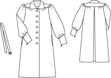 Boucle Jacket 01/2011 #101