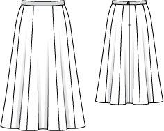 Midi Skirt 01/2011 #114