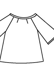 Raglan_sleeve_swing_top_drawing_listing