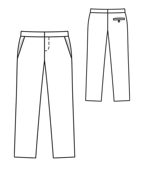 Suit Trousers 02/2012 #138
