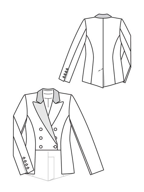 Tailcoat Blazer 09/2012 #132