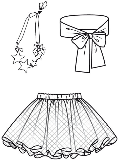 Girl's Fairy Costume 01/2011 #141