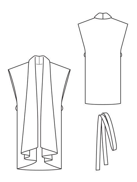 Long Waistcoat 11/2012 #137