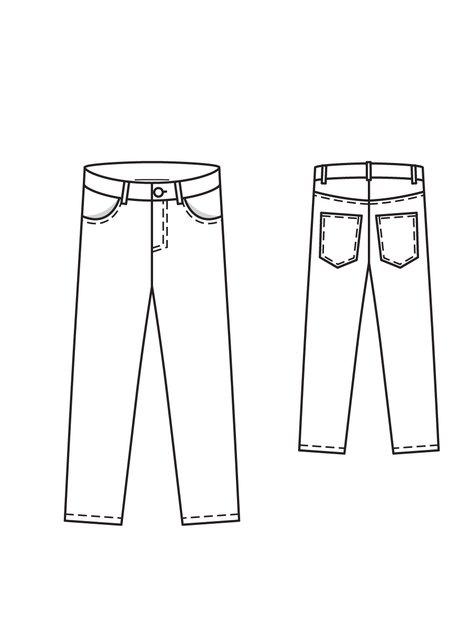 Boy's Jeans 03/2013 #152