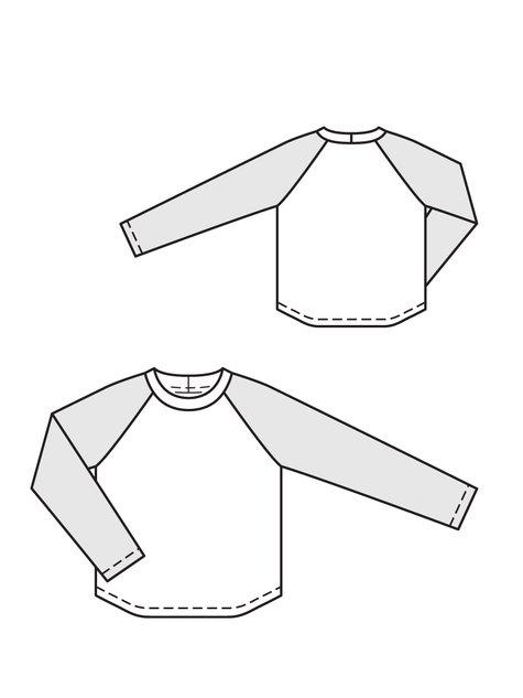Boy's Raglan Shirt 03/2013 #151