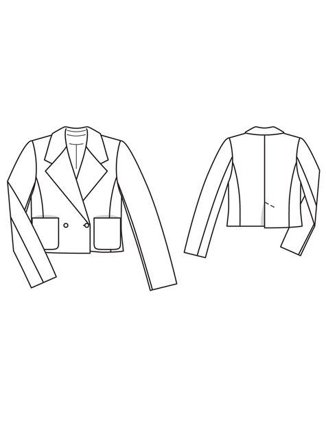 Navy Style Blazer 04/2011 #102