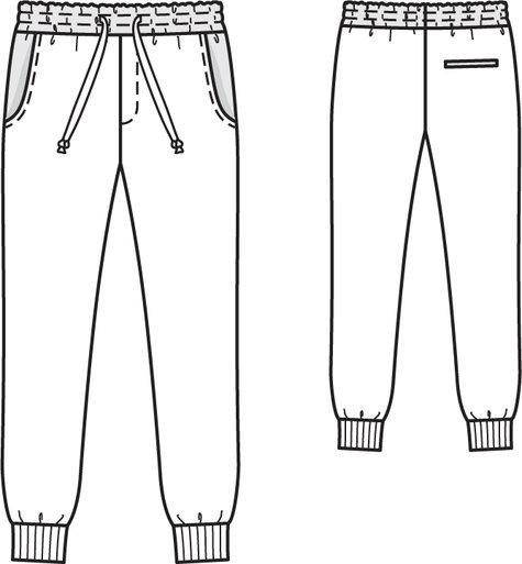 Boy's Sweatpants 10/2013 #142