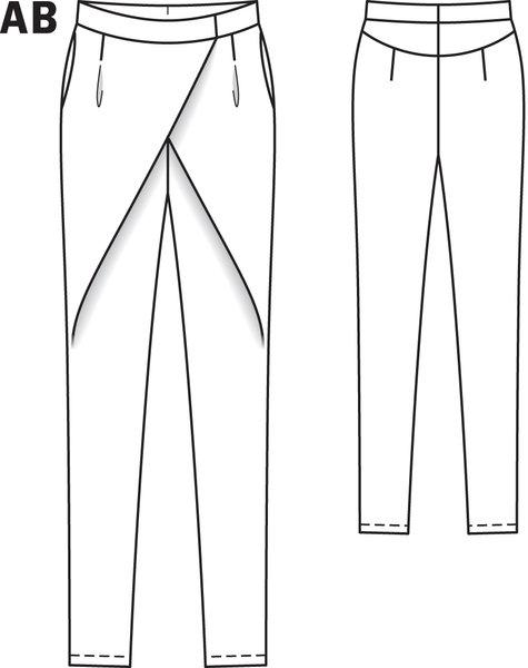 Wrap Pants 11/2013 #120