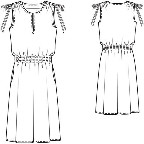 Smock Dress 04/2014 #127