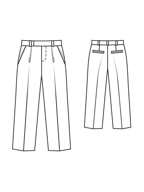 Boys Suit Pants 02/2011 #148