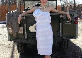 Burda_tube_dress_show