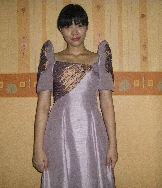 Philippine Maria Clara Dress