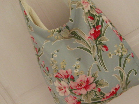 French Market Bag – Sewing Projects | BurdaStyle.com