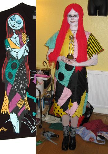 Sally nightmare before christmas halloween 2008 sewing sally nightmare before christmas halloween 2008 sewing projects burdastyle solutioingenieria Gallery