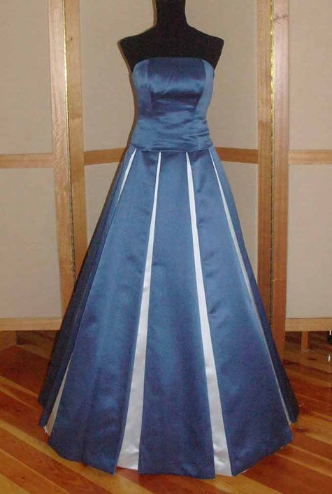 Ball gown – Sewing Projects | BurdaStyle.com