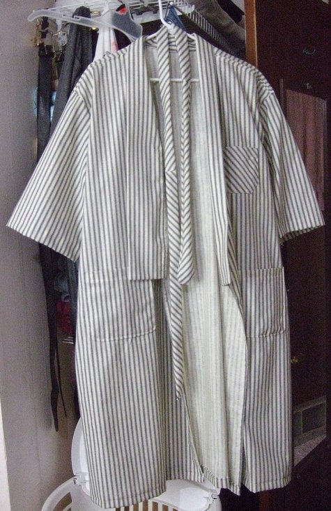 Men\'s Kimono – Sewing Projects | BurdaStyle.com