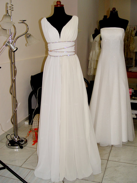 Ancient Greek inspiration – Sewing Projects | BurdaStyle.com