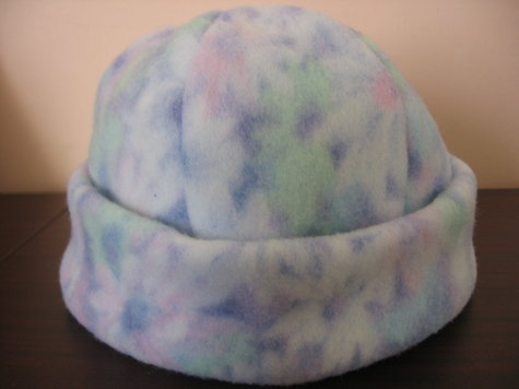 Chil's Polar Fleece Hat Sewing Projects BurdaStyle Inspiration Fleece Hat Pattern