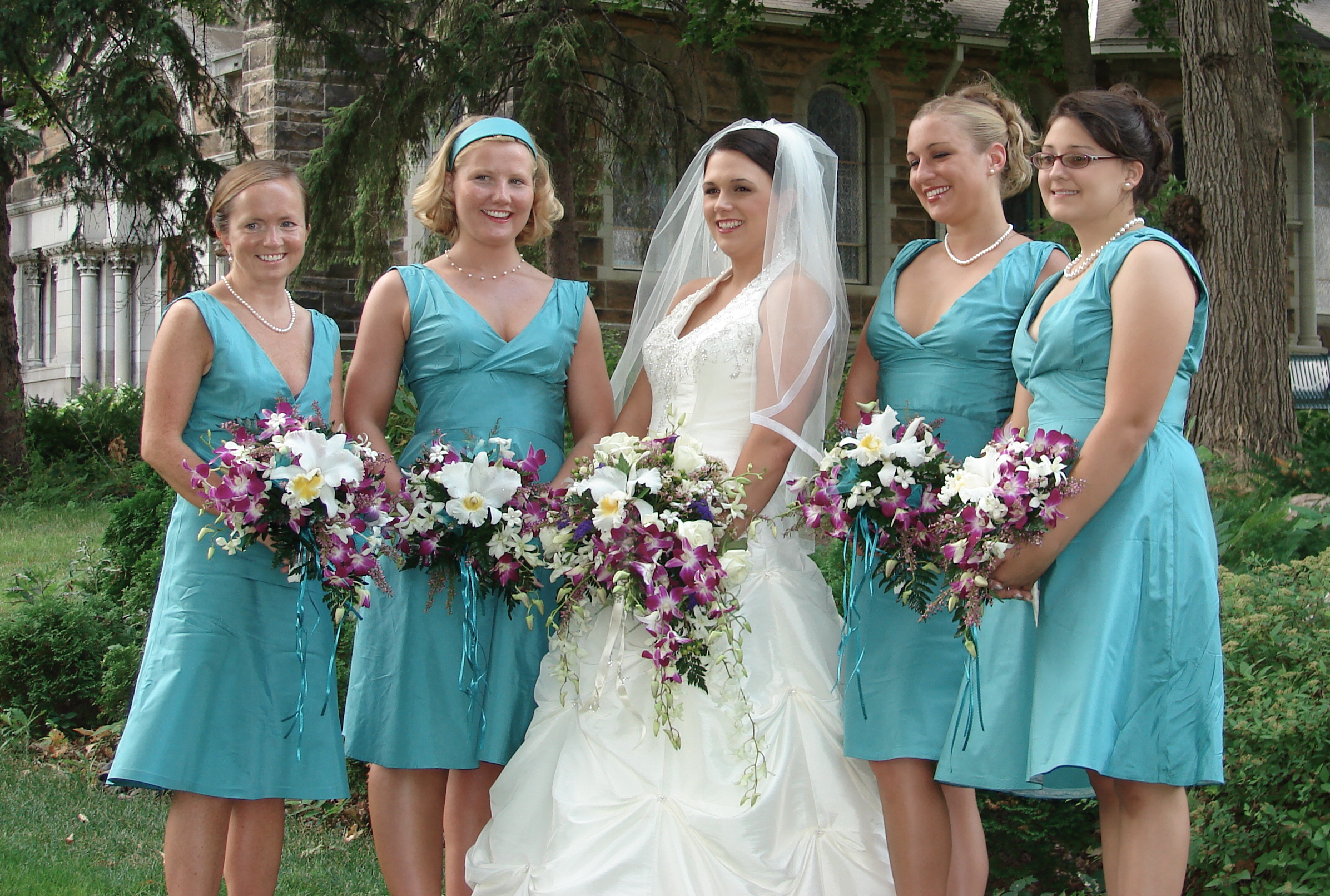 Bridesmaid Dresses – Sewing Projects   BurdaStyle.com
