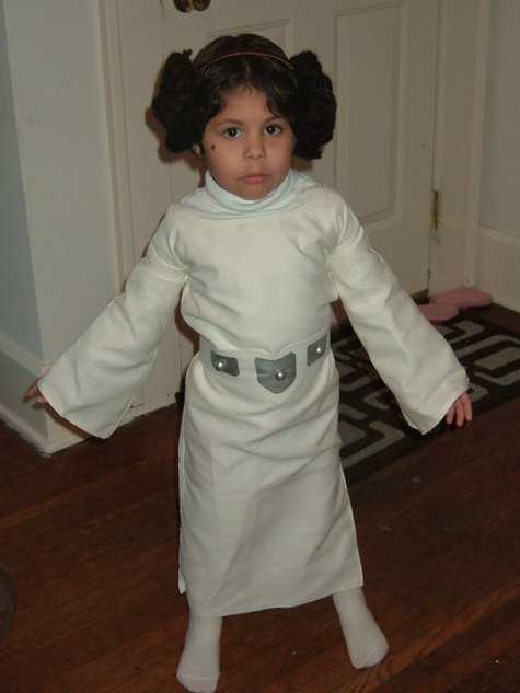 sc 1 st  Burda Style & princess leia costume 3T u2013 Sewing Projects | BurdaStyle.com