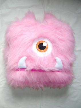 Maxi Monster Cushion Sewing Projects Burdastyle Com