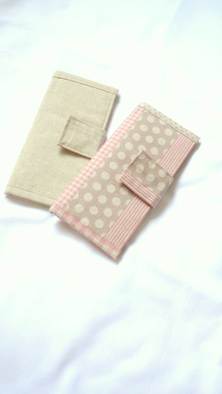 Linen wallets – Sewing Projects | BurdaStyle.com