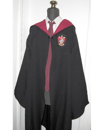 Harry Potter Robes Sewing Projects Burdastyle