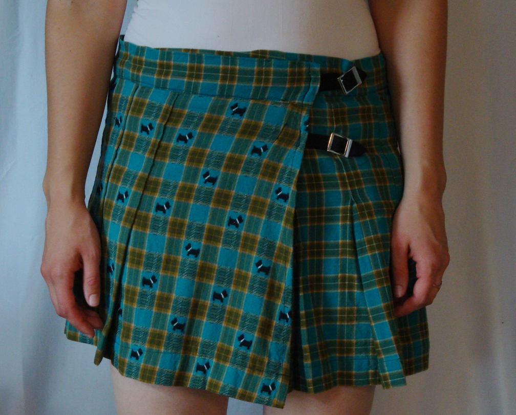 Kilt Sewing Pattern Custom Decoration