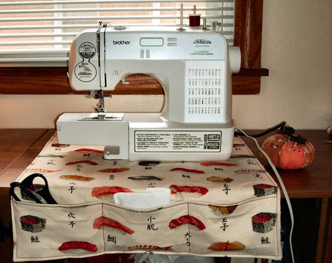 Sewing Machine Mat Sewing Projects BurdaStyle Stunning Sewing Machine Mat Tutorial