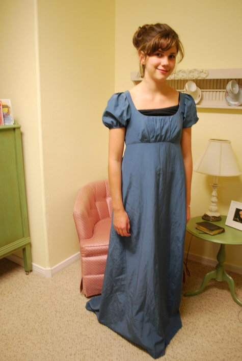 Pride and Prejudice ball gowns – Sewing Projects | BurdaStyle.com
